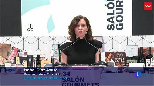 Informativo de Madrid 1 18/10/2021