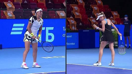 WTA 500 Torneo Kremlin Cup: Alexandrova - Jabeur