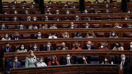 Sesión de control al gobierno  - 20/04/21