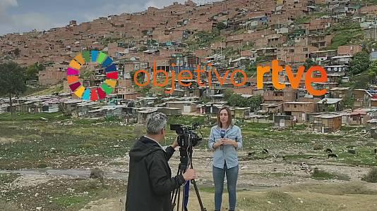 Beatriz Viaño. Campaña Objetivo RTVE: pongamos fin a la pobreza