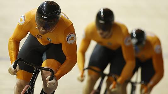 Campeonato del mundo Ciclismo en pista. Finales