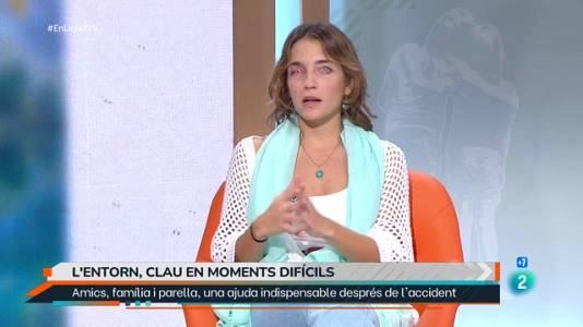 Marta Bustos, un exemple de força i positivisme.