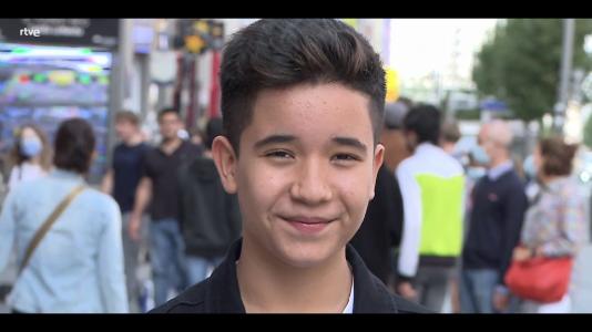 Eurovisión Junior 2021: Primeras imágenes de Levy Díaz
