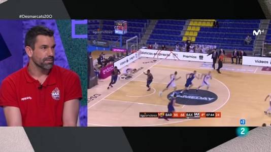 Rafa Martínez, jugador de l'ACB