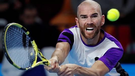 ATP 250 Torneo Moscú: A. Rublev - A. Mannarino