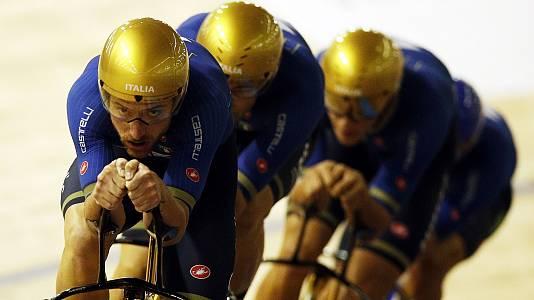 Campeonato del mundo Ciclismo en pista. Finales (1)