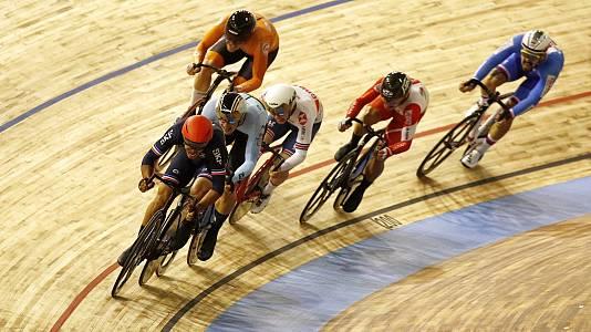 Campeonato del mundo Ciclismo en pista. Finales (2)