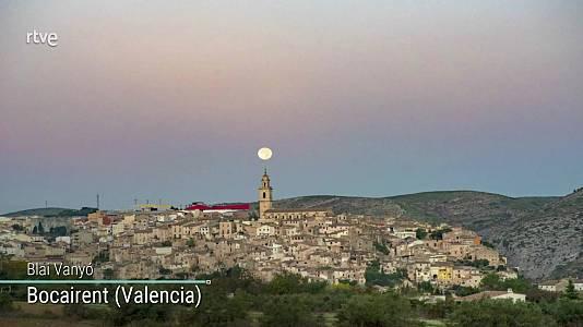 Posibilidad de algún chubasco localmente fuerte en puntos del litoral mediterráneo a última hora