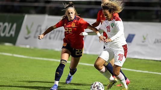 Amistoso Selec.absoluta femenina: España - Marruecos