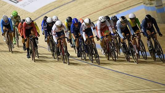 Campeonato del mundo Ciclismo en pista. Finales (3)