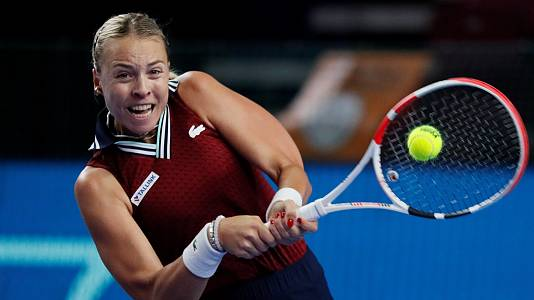WTA 500 Torneo Kremlin Cup: Anett Kontaveit-Andrea Petkovic