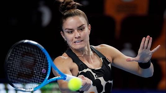 WTA 500 Torneo Kremlin Cup: Maria Sakkari - Anna Kalinskaya