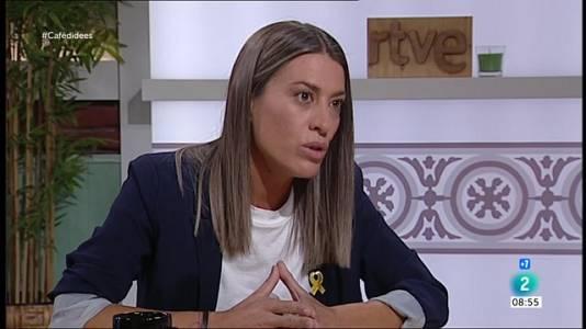 "Míriam Nogueras: ""El gir d'ERC em fa pensar en un front comú"