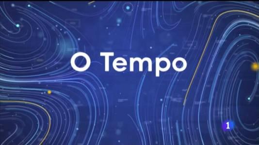 El tiempo en Galicia 22-10-2021