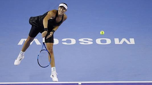 WTA 500 Torneo Kremlin Cup 1/4 Final: Kontaveit - Muguruza