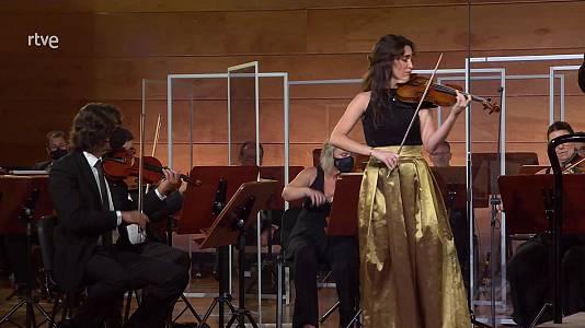 Final III Concurso Internacional de violín de Cullera