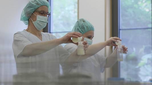 El boom de la leche materna