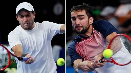 ATP 250 Torneo Moscú. Final: M. Cilic - A. Karatsev