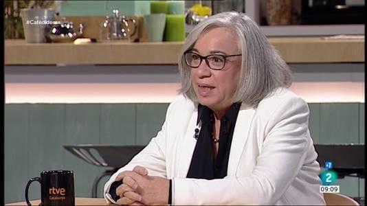 """Montse Junyent (COAPI): """"La llei d'habitatge s'ha moderat"""""""