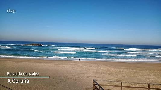En Baleares, Estrecho y sur del área mediterránea peninsular se esperan cielos nubosos o con intervalos nubosos, y con chubascos y tormentas ocasionales