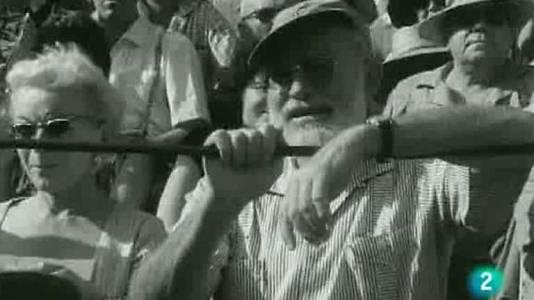 Hemingway en el ruedo ibérico