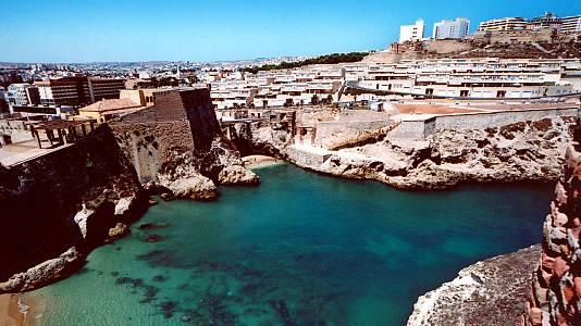 Melilla, ciudad abanico