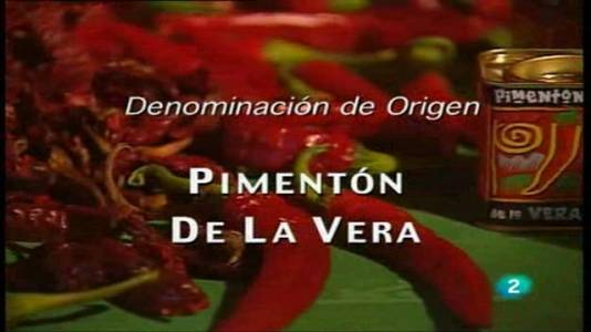 Cerezas-Jerte, pimentón-Vera, miel