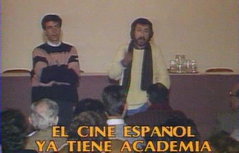 Cómo nació la Academia de cine