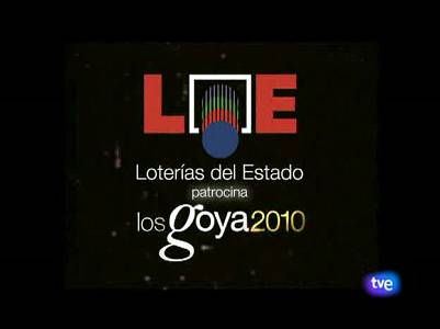 Premios Goya 2010 - Primera parte