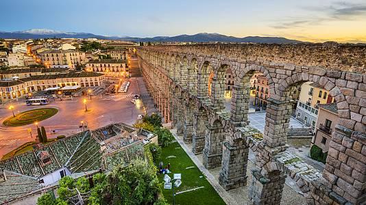 Segovia, ciudad acantilada