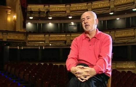 Director de orquesta.Jesús L. Cobos