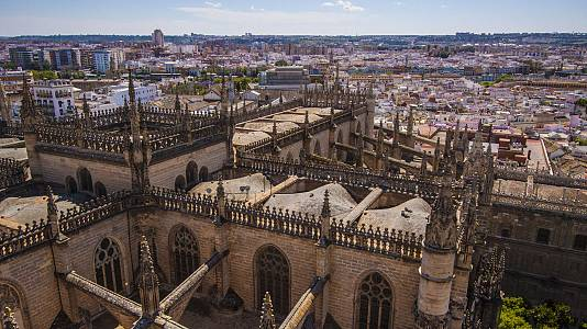 Sevilla, la ciudad y el río I parte