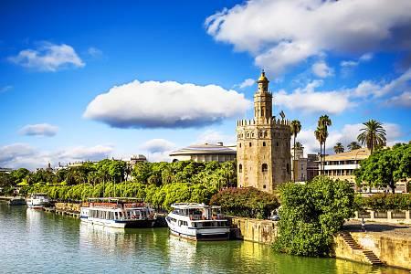 Sevilla, la ciudad y el río II