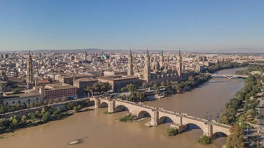 Zaragoza, ciudad fluvial