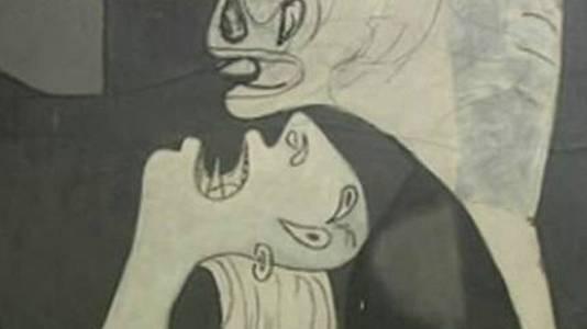 El Guernica, de Pablo Ruiz Picasso