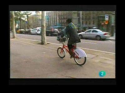 La bici a la ciutat