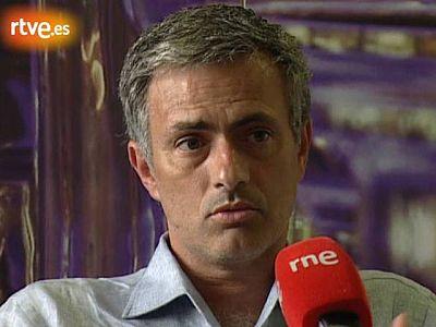 """Mou: """"El Madrid es perfecto para mi"""