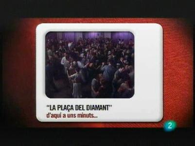 """""""La plaça del diamant"""""""