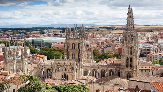 Burgos, ciudad arbolada