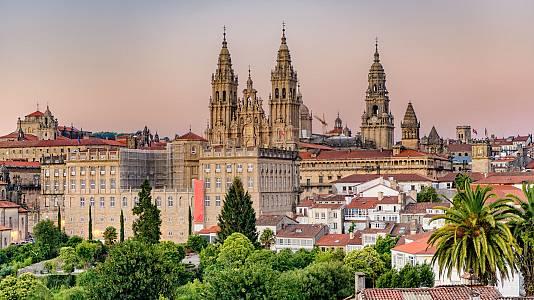 Santiago de Compostela, ciudad que pesa