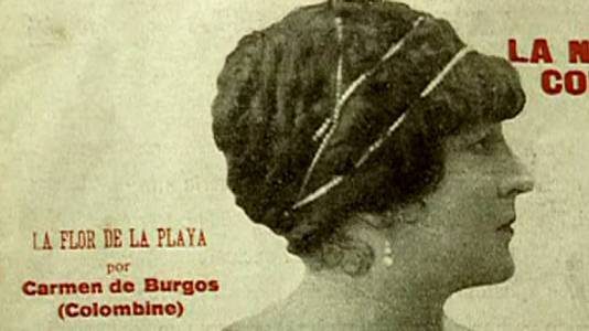 Carmen de Burgos 'Colombine'