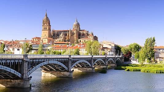 Salamanca, ciudad filigrana