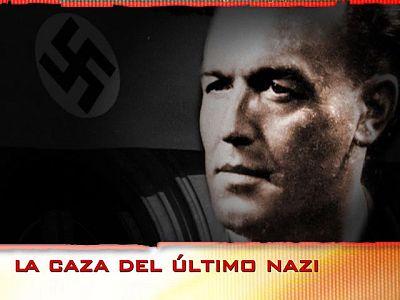 La caza del último nazi