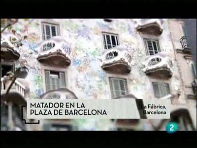 Barcelona a través de matador