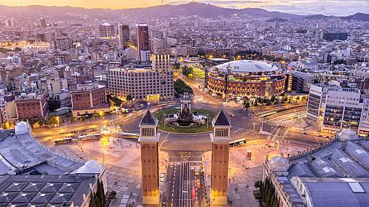Barcelona, ciudad vertebrada 2