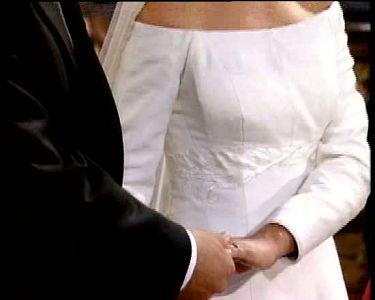 El casament de la Infanta Cristina