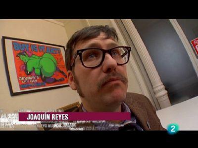 Nube de tags - Hablamos con el humorista Joaquín Reyes