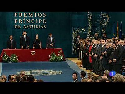 Premios Príncipe de Asturias 2010