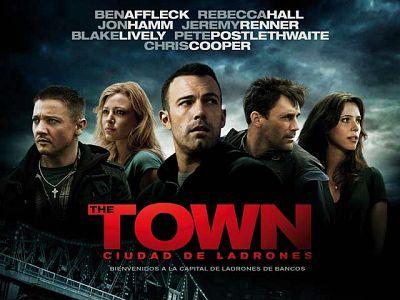 Tráiler de 'The Town: Ciudad...'