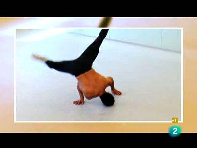 Nube de tags -  Empezamos el día practicando Yoga